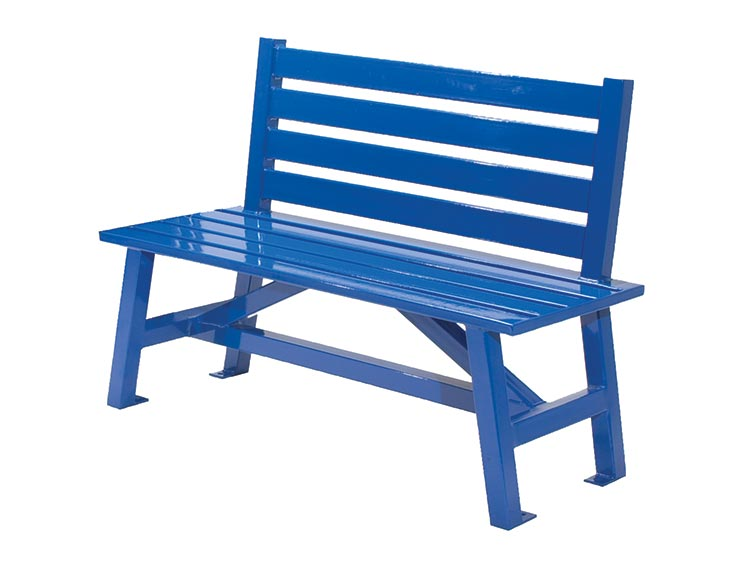 PUDDIN DRIPPINS BREAKWATER BENCH WITH BACK