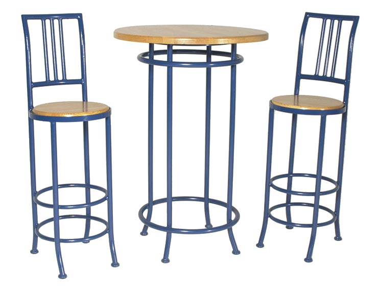 CABARET BAR TABLE SET