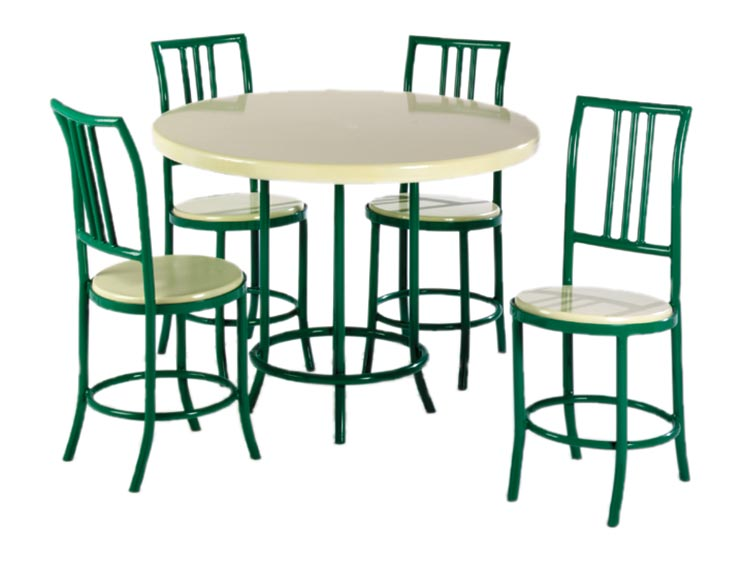 CABARET DINING TABLE SET