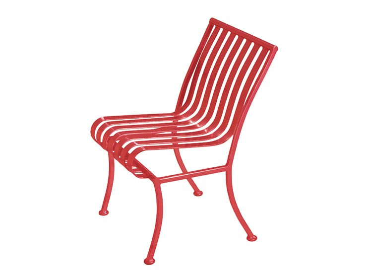COURTYARD CHAIR WITHOUT ARMS