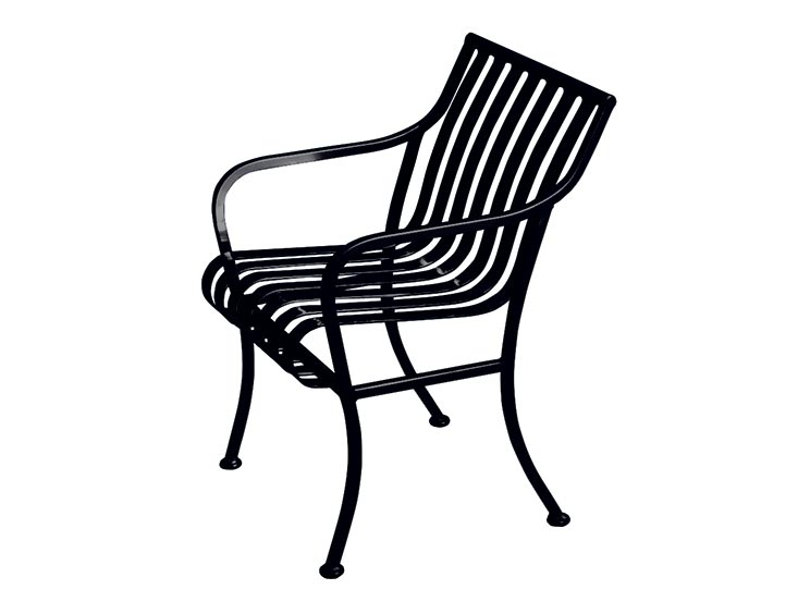 COURTYARD CHAIR WITH ARMS