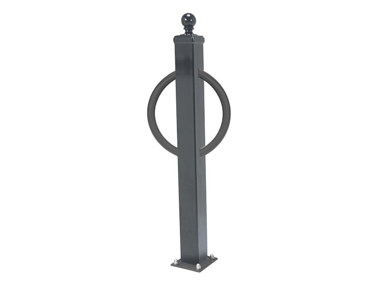 FENWICK BOLLARD WITH BIKE LOOPS