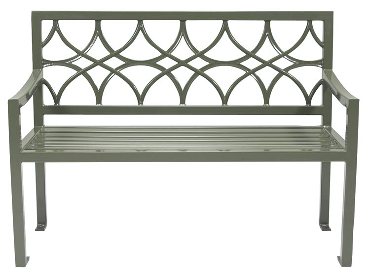 KILIAN BENCH WITH BACK