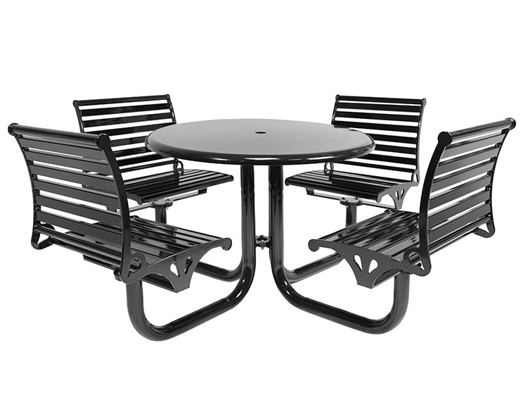 SCHENLEY TABLE SET