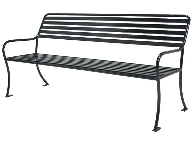 SIENNA BENCH WITH BACK