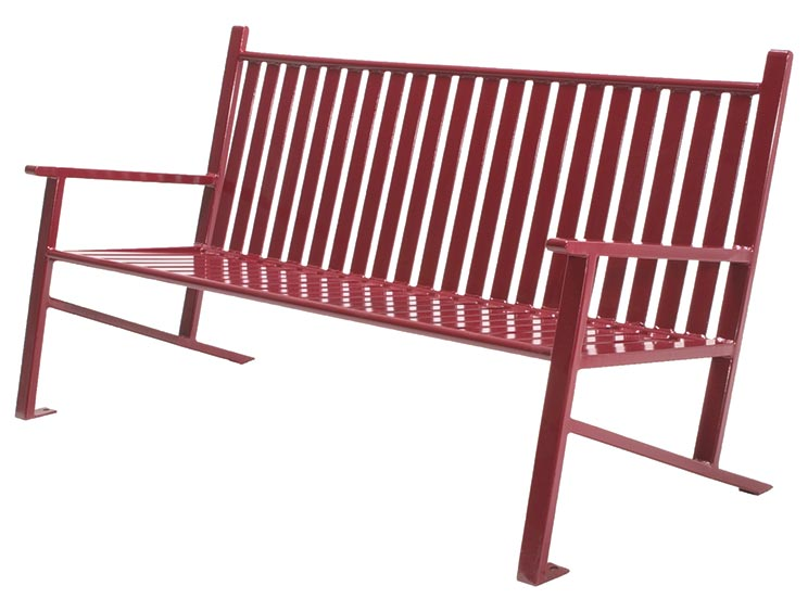 THENDARA BENCH WITH BACK