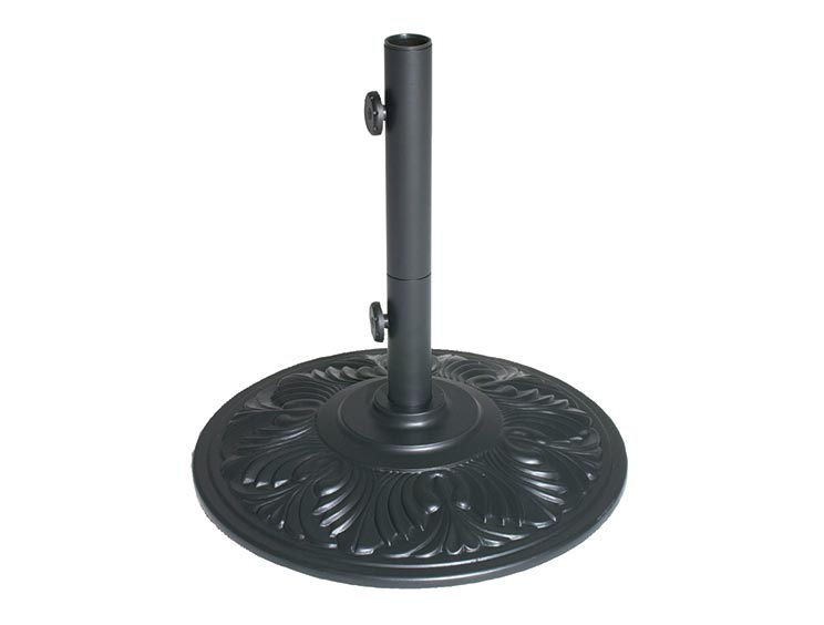 ART DECO UMBRELLA BASE