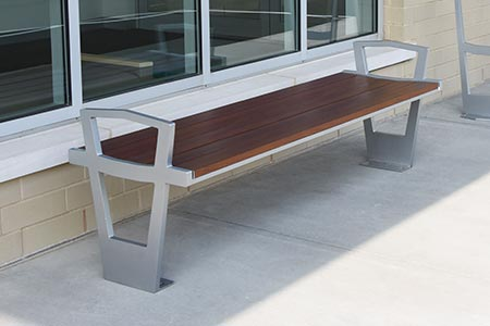New Creekview Flat Bench